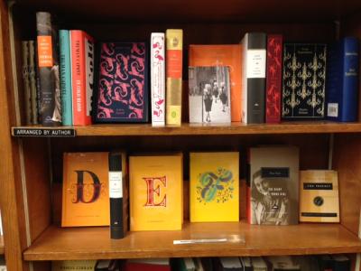 Soho NY bookshop