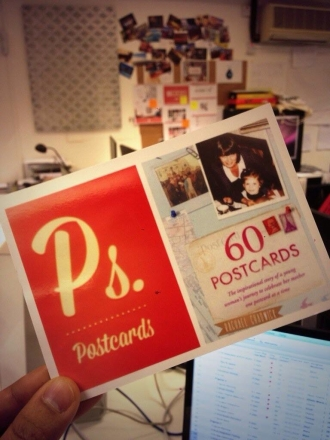 PS postcards