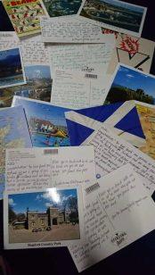 140 Postcards!